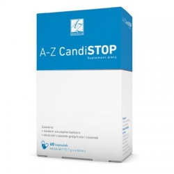A-Z Candi Stop 60 capsules